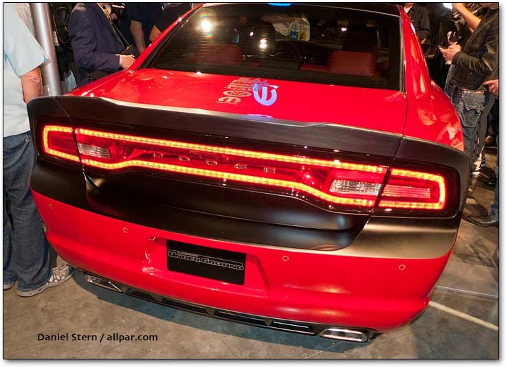 Charger LEDs