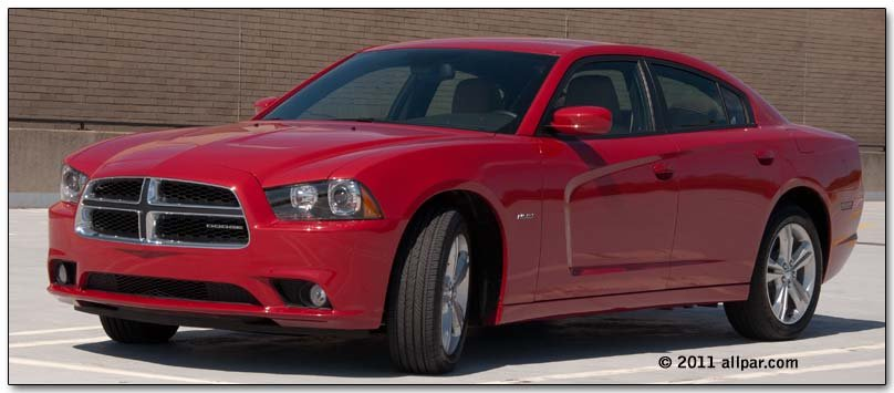 2011 Dodge Charger Car Review Road Test