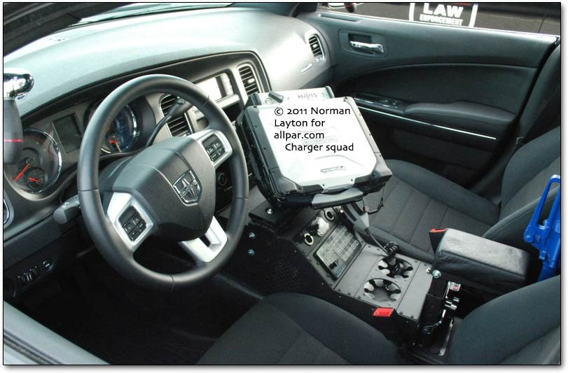 police charger interior car interior design. Black Bedroom Furniture Sets. Home Design Ideas