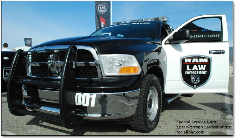 Dodge ram special service trucks ram special service vehicle sciox Images