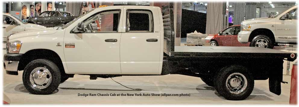 dodge chassis cab