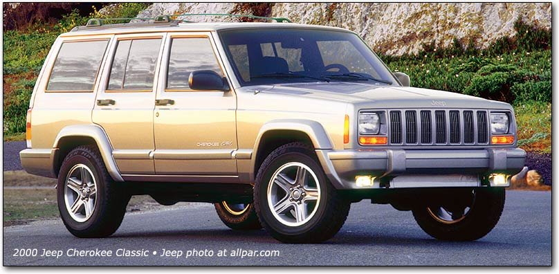 Jeep Cherokee The Best Of Breed Suv 19752001