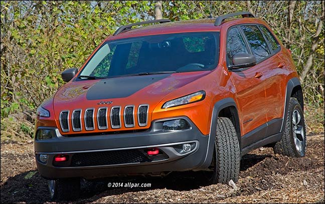 cherokee on dirt