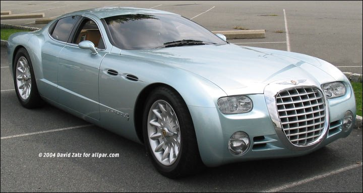 chrysler chronos concept cars