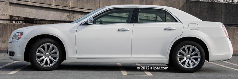 2013 chrysler 300 horsepower