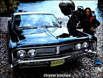 Plymouth, Chrysler, and Dodge cars of 1967: Belvedere, Fury
