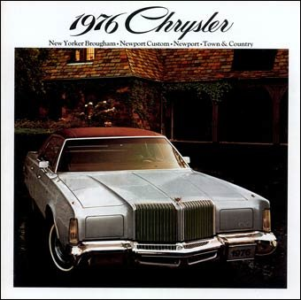 chrysler brochure