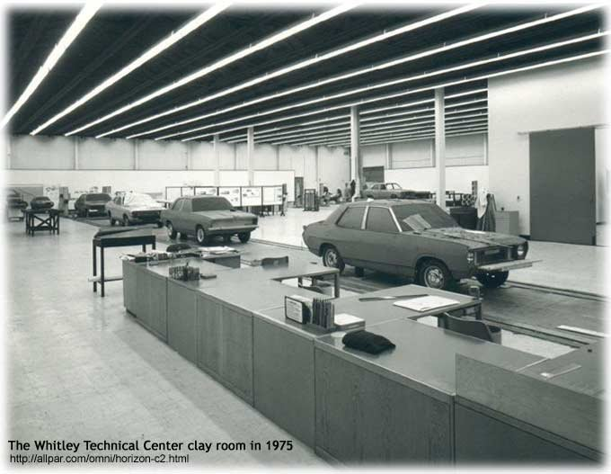 Whitley Technical Center - Chrysler design office in Coventry