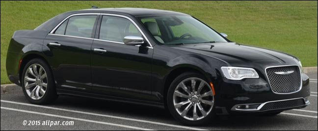 2015 Chrysler 300c Hemi V8 Car Review Road Test