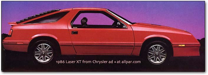 Chrysler Laser