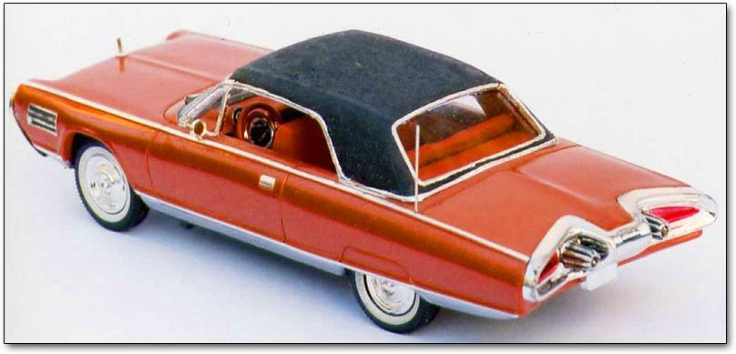 Chrysler turbine model