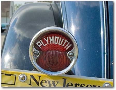 classic plymouth pb car