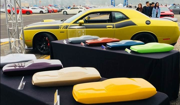 Dodge color models