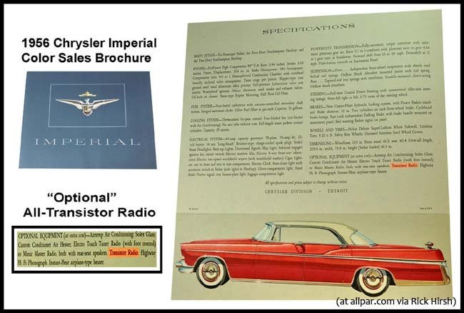 Imperial sales brochure