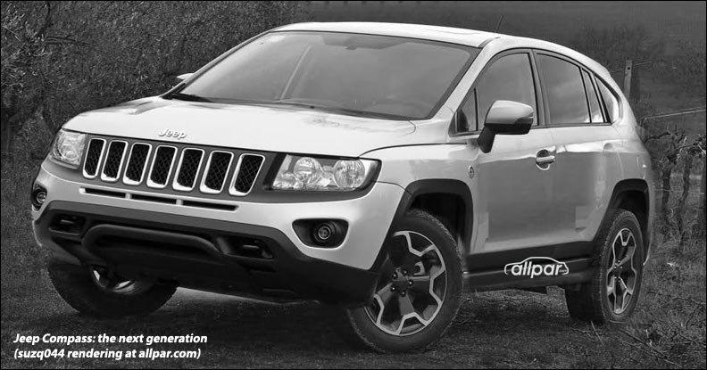 2017 Jeep Comp