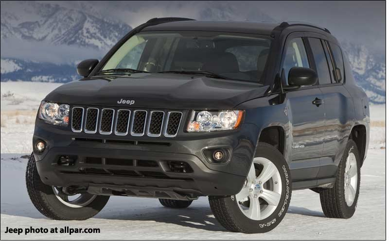 compass 2007 2017 jeep compass the little crossover  at alyssarenee.co