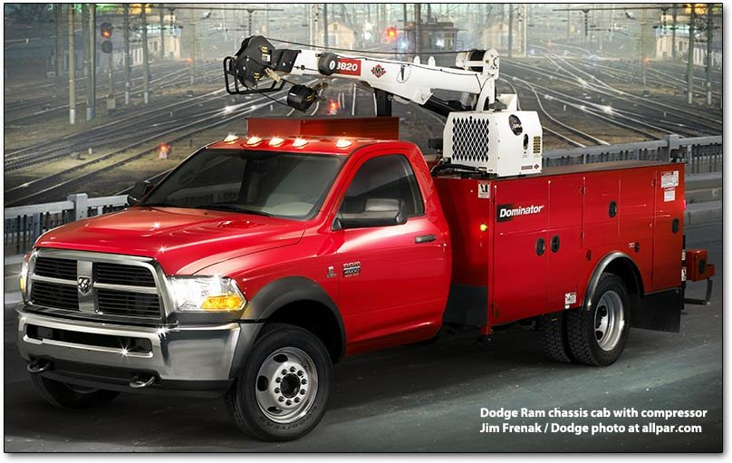 Dodge ram 4500 specifications
