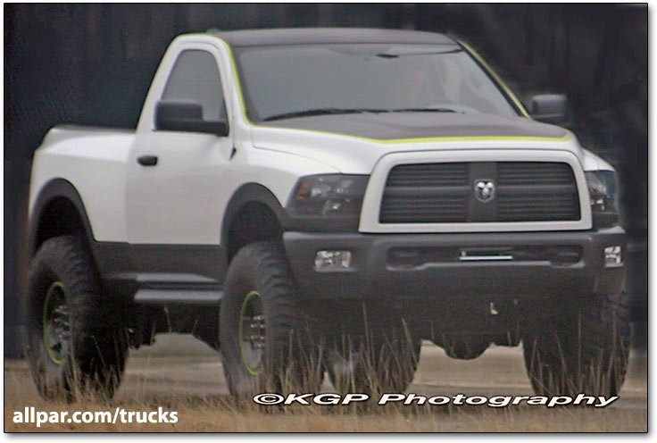 KGP Photography caught this wicked one-off Dodge Ram as it left ...