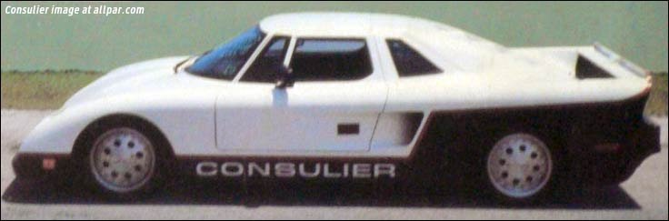 consulier gtp cars