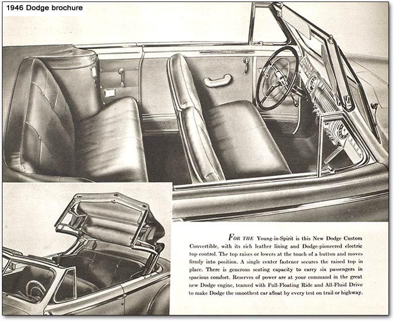 1947 plymouth brake parts