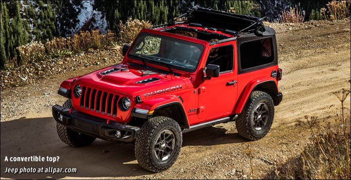 2018 Jeep Wrangler Jl Still Steel Capable After All These