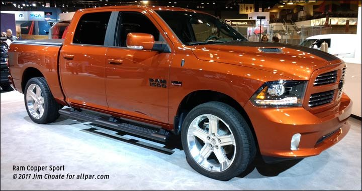 Dodge, Ram, Jeep, and Chrysler in Chicago: 2017