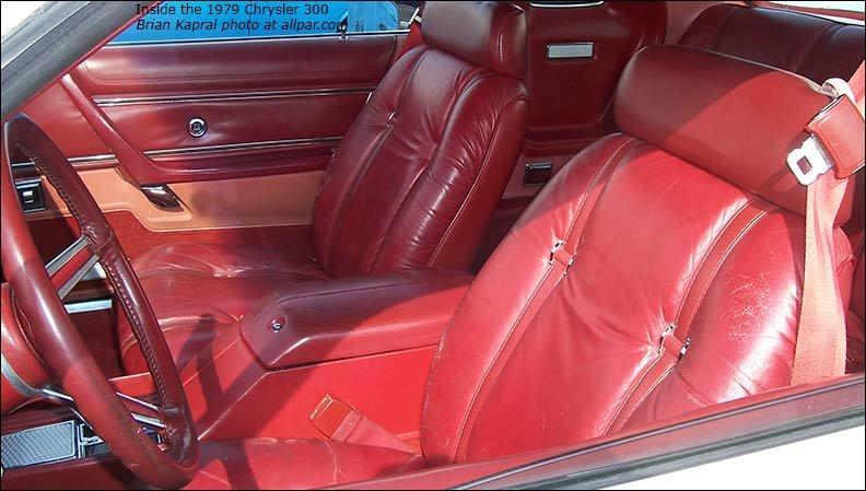 Chrysler Cordoba Beyond Corinthian Leather