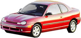 1995 dodge neon coupe