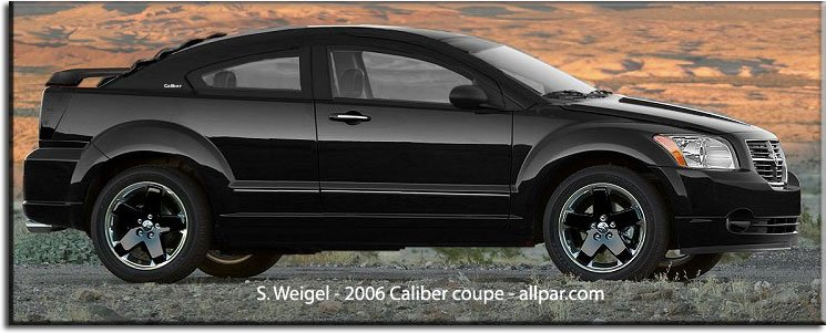 dodge caliber coupe