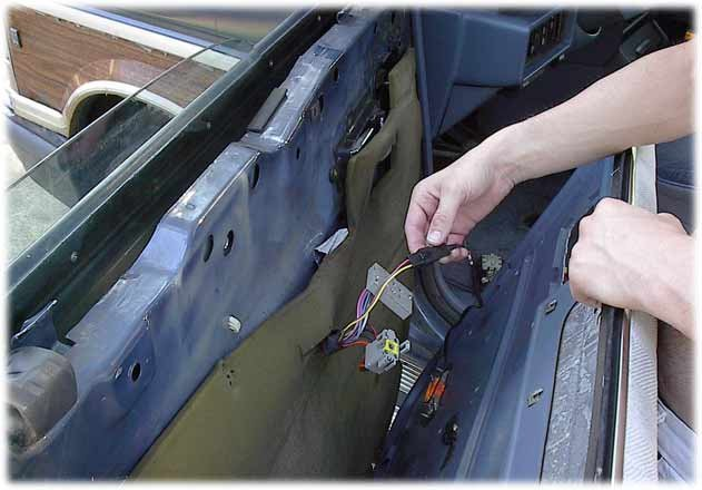 Chrysler Plymouth And Dodge Minivan Window Repairs
