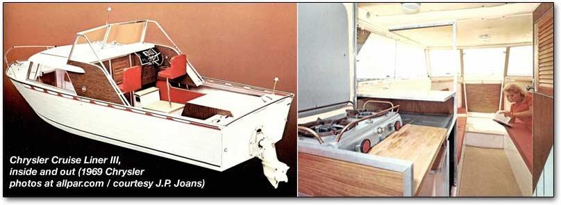 1969 Chrysler Boats