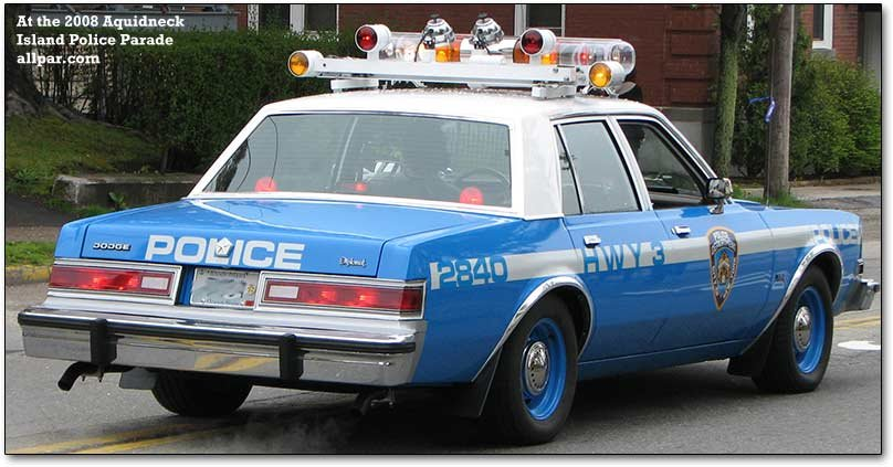 History Of Mopar Squads Chrysler Jeep And Dodge Police