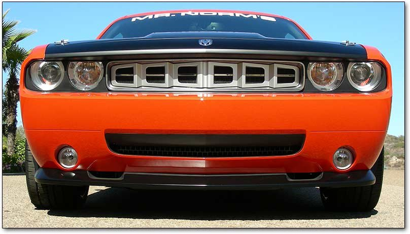 Mr Norm S Dodge Challenger