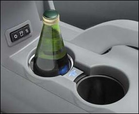 refrigerated cupholder