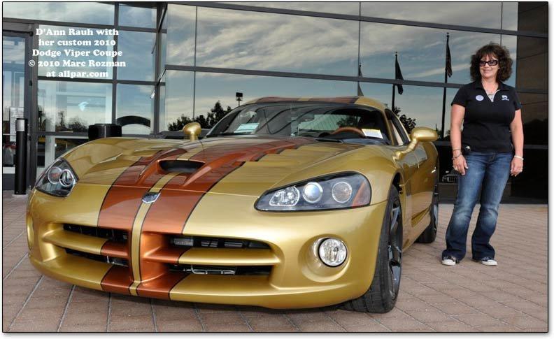 custom Dodge Viper