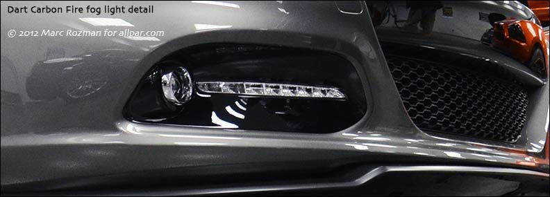 dart fog lights