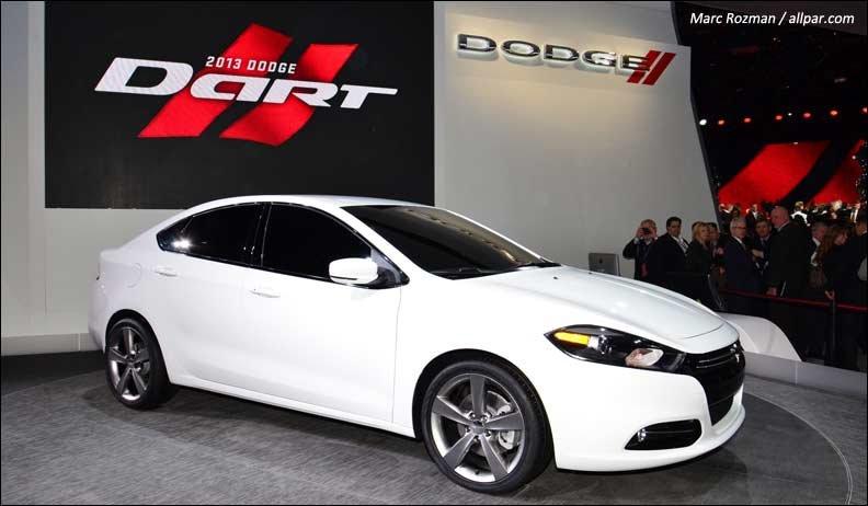 2013 Ford Focus St Vs 2013 Dodge Dart