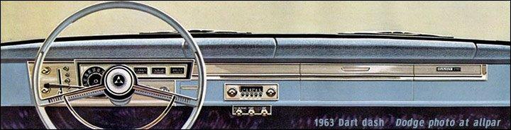 1963 1966 Dodge Dart Buyer S Guide For Restoration