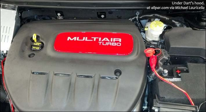 Dart MultiAir Turbo