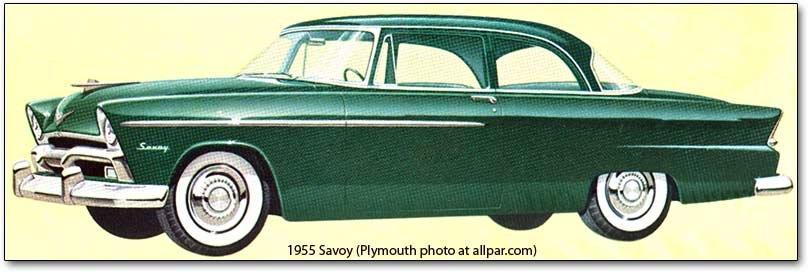 American Classics : 1955 Desoto Firedome hardtop ...