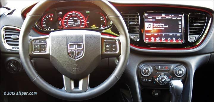2015 Dodge Dart Gt Automatic Great Cornering Slushbox