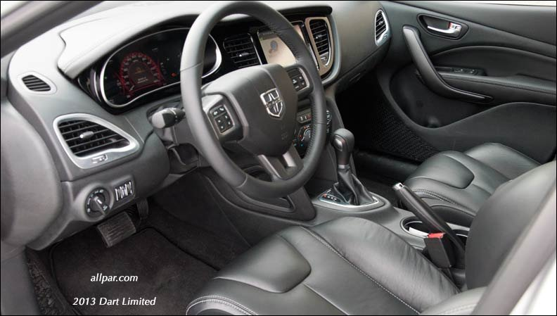2013 Dodge Dart Limited 2.0 automatic — cool or weak? (car ...