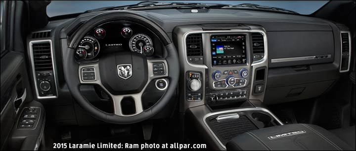 Top Luxury Truck 2015 2016 Ram Laramie Limited