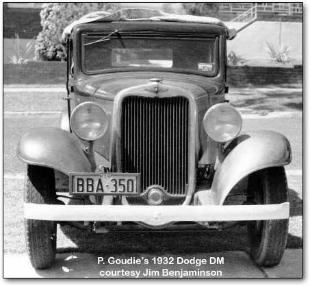 Norm deCarteret's 1955 (Chrysler) Imperial Sedan
