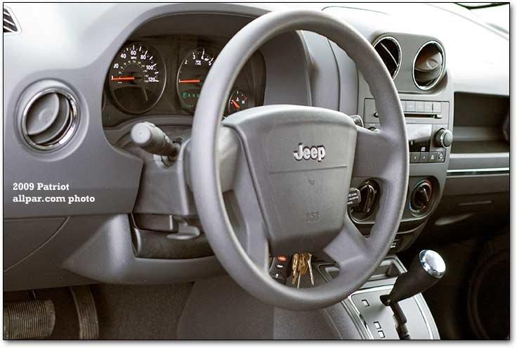 Jeep Patriot The Compact Suvs 2006 2017 Off Road
