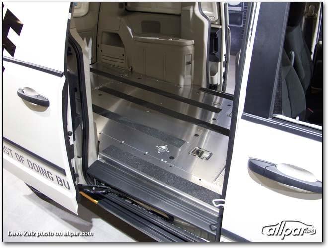 The 2012 15 Dodge Ram Cargo Van
