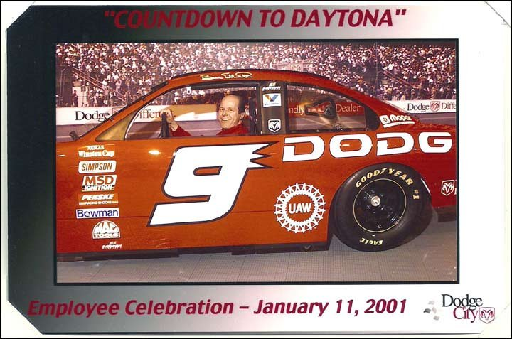 countdown to Daytona