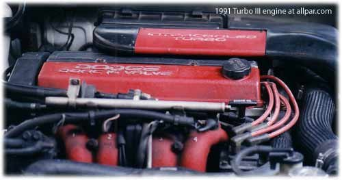 mopar  chrysler  dodge  plymouth  2 2 turbo engines  mild