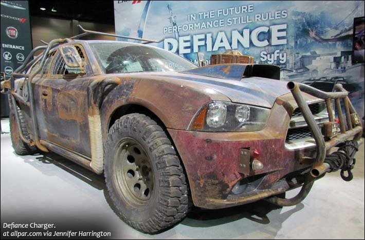 Defiance Charger