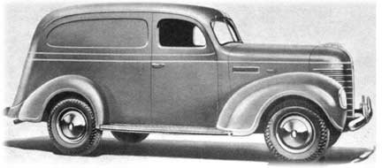Plymouth commercial vehicles